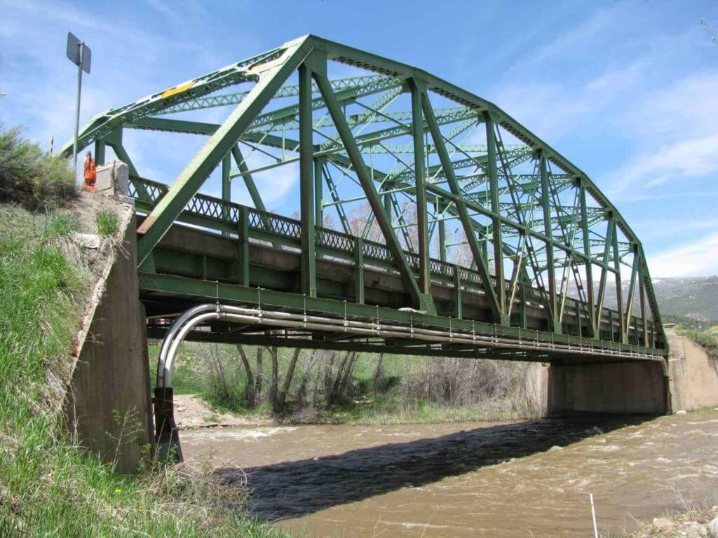 US 6 Eagle River Bridge BEFORE Reconstruction